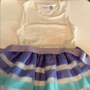 Girls spring dress 10/12